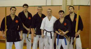 Нижегородский союз боевых искусств